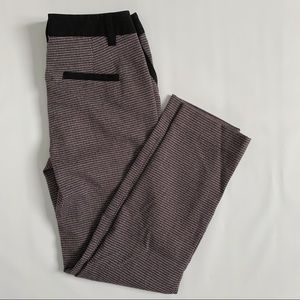 RW&CO houndstooth ankle dressed pants